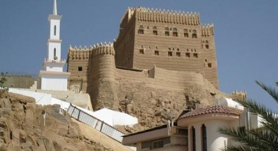 Najran: Two Warring Metaphors