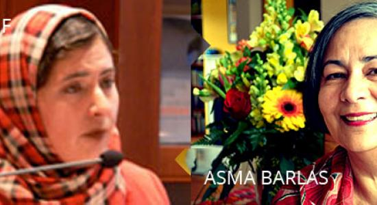 Textuality of Hijab: Asma Barlas and Mohja Kahf