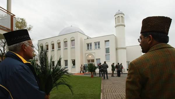 ahmediya mosque