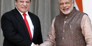 Modi-Sharif talks Highlight Terror, Trade