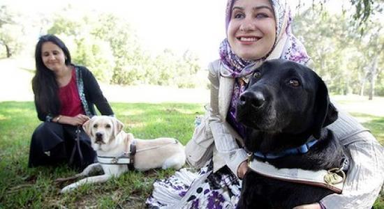 muslim dogs
