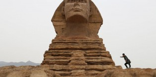 Egypt Demurs; China to Dismantle Sphinx Replica