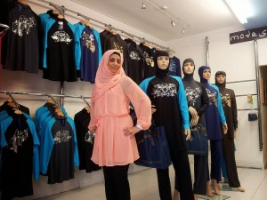 Many designers, bloggers and activists-including Modestly Active-associated with Islamic fashion are themselves critics of the capitalist, neo-liberal and mechanistic fashion industry