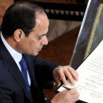 Al Sissi Inaugurated in Office