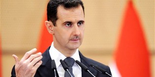 In Syria, It's Bashar, Again