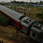 Rajdhani Derails; Railway Suspects Sabotage