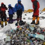 All Mt Everest Climbers to Bring Down Garbage