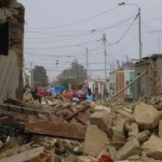 Earthquake Hits Coastal Peru
