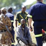 Trapped South African Miners Rescued From Gold Mine
