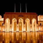 Muscat's Only Opera House Opened for Public