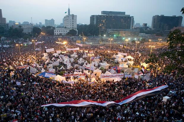 During the anti-Morsi protests in Tahrir Square, women were reportedly beaten, harassed and raped. The place where men were gathered to fight for 'freedom' is described by women as 'the circle of hell'. One woman writes of her experience: 'suddenly, I was in the middle, surrounded by hundreds of men in a circle that was getting smaller and smaller around me. At the same time, they were touching and groping me everywhere and there were so many hands under my shirt and inside my pants'