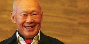 Lee Kuan Yew: Legacies in Black and White