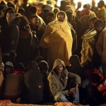 Up to 7 000 migrants held in Libya
