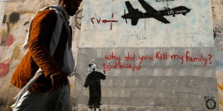 Yemani families take legal action against the US over drone strike