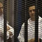 Graft: Hosni Mubarak, Sons sentenced to prison