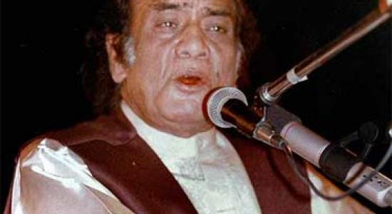 Indescribable Magic of Mehdi Hassan