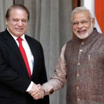 "Modi Replies to Shariff; Seeks ""New Course"" in Bilateral Ties"