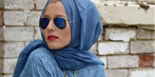 Fashion blogger Dina Torkia: 'There's a fear factor around the hijab'